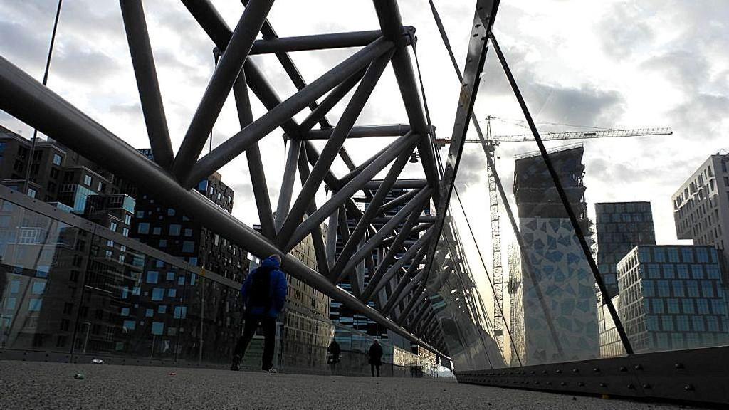 Utbyggingsprosjekter som Bjørvika har gitt massiv tilflytting til Oslo. Samtidig øker levekårene og stadig flere flytter til byen.