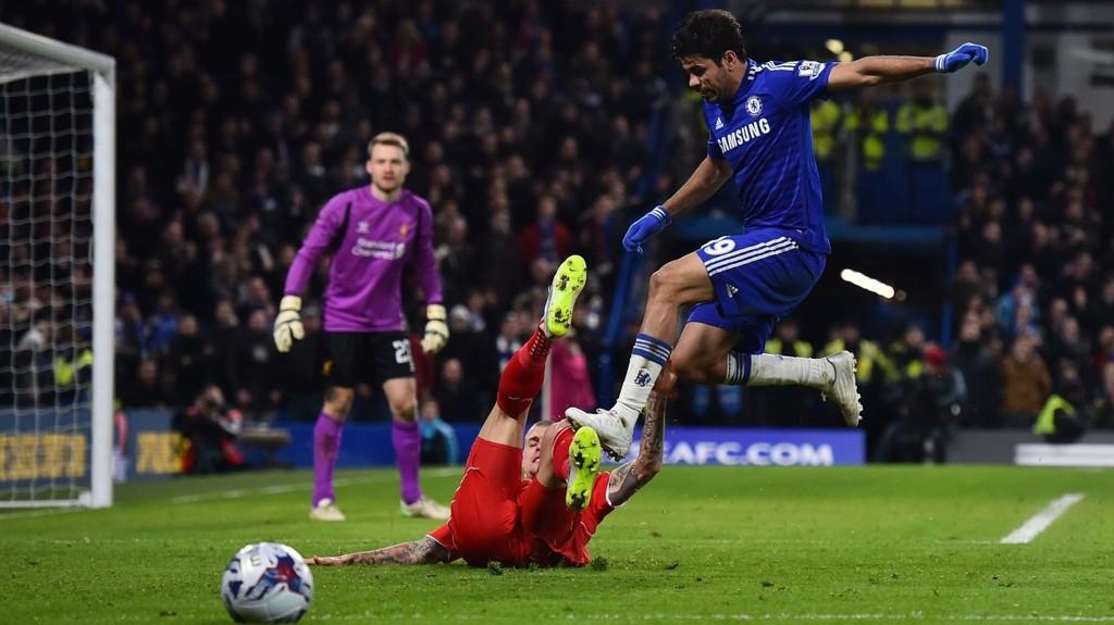Manchester City-manager Manuel Pellegrini tror ikke Chelsea kommer til å savne sin toppscorer Diego Costa i lørdagens storkamp i engelsk fotball.