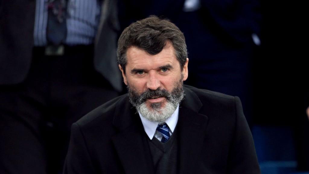 SINNA: Roy Keane er kjent for sitt temperament. Nå skal det ha gått ut over en taxisjåfør.