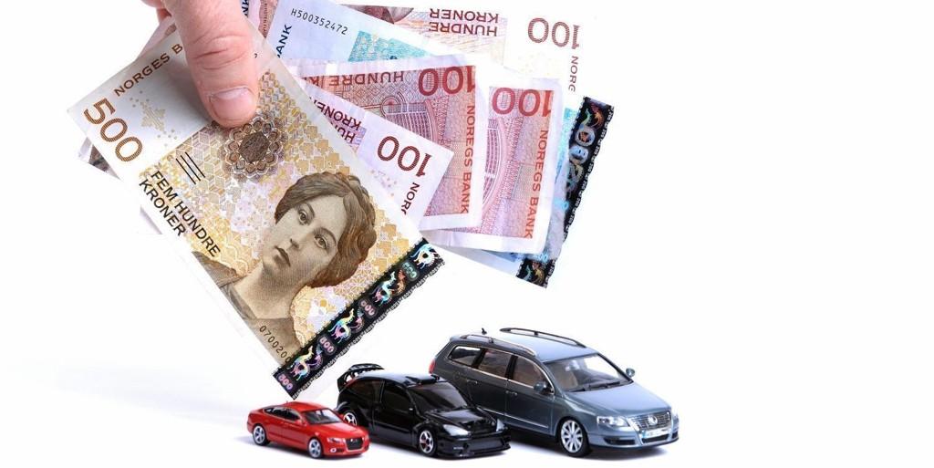 Størrelsen på billånet og egenkapitalandelen er viktige faktorer for hvilket billån som er billigst.