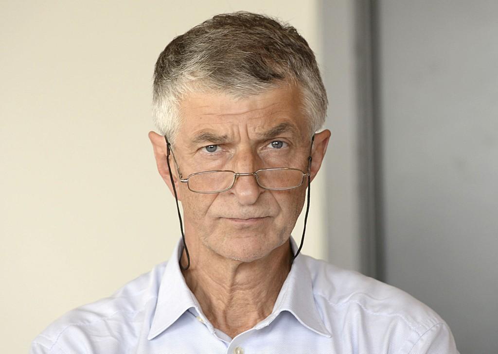 SJEFEN: Nav-direktør Joakim Lystad har forsikret Stortinget om at alt er i rute.