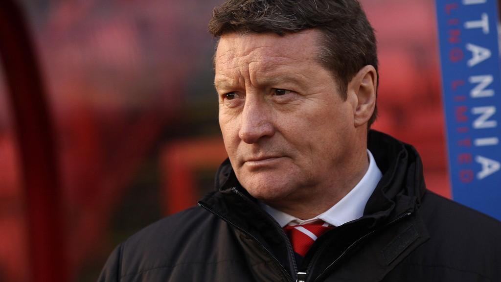 Barnsley-manager Danny Wilson kan glede seg over at laget er i god hjemmeform.