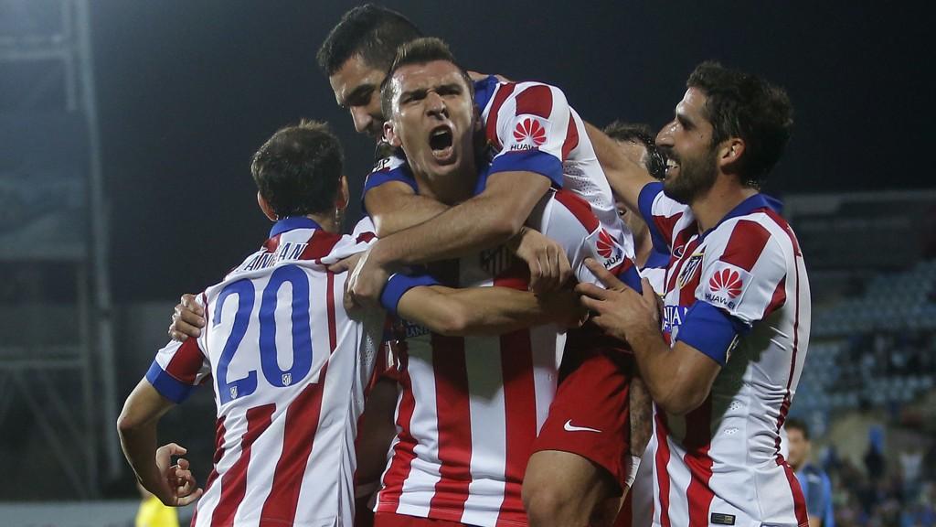Atletico Madrid har allerede slått Real tre ganger denne sesongen og møter en skadeskutt motstander i dag.
