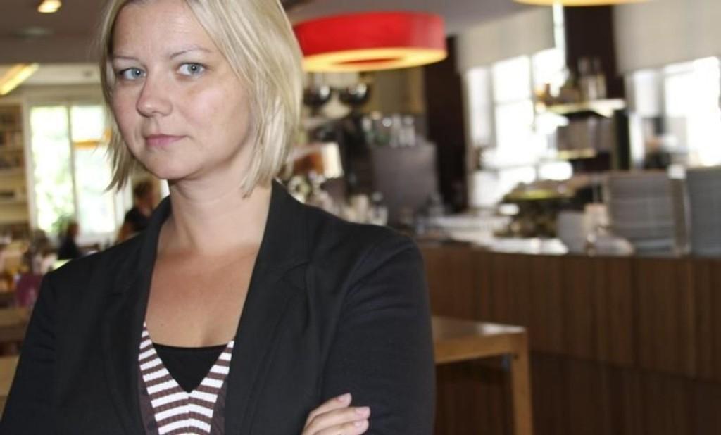 Byråd Guri Melby (V) kommer med en rekke forslag til hvordan biltrafikken i Oslo skal reduseres.