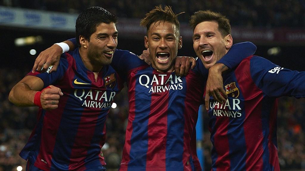Barcelonas supertrio må levere i søndagens bortekamp mot Athletic Bilbao.