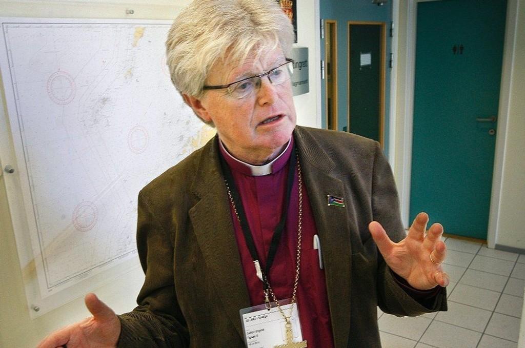 Biskop Tor B. Jørgensen i Den norske kirke frykter velferdssamfunnet er i ferd med å smuldre og mener at forskjellene i Norge øker.