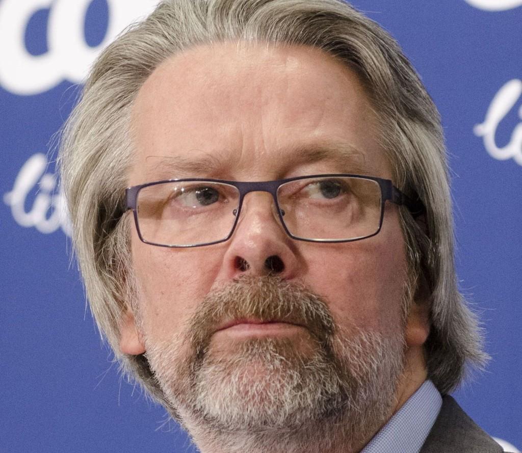GÅR AV: Coop-sjef Svein Fanebust går av på dagen på grunn av helsemessige årsaker.
