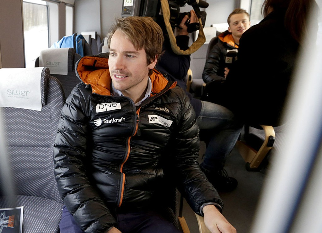 SNART VM: Emil Hegle Svendsen er motivert.