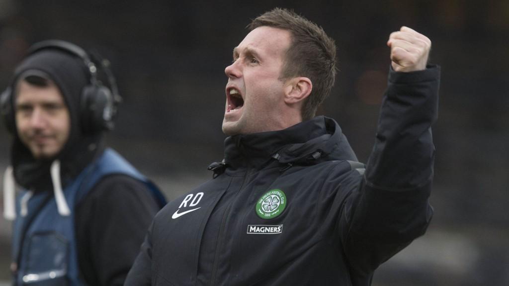 HELT: Ronny Deilas status hos Celtic-fansen blir bare sterkere og sterkere. FOTO: NTB scanpix