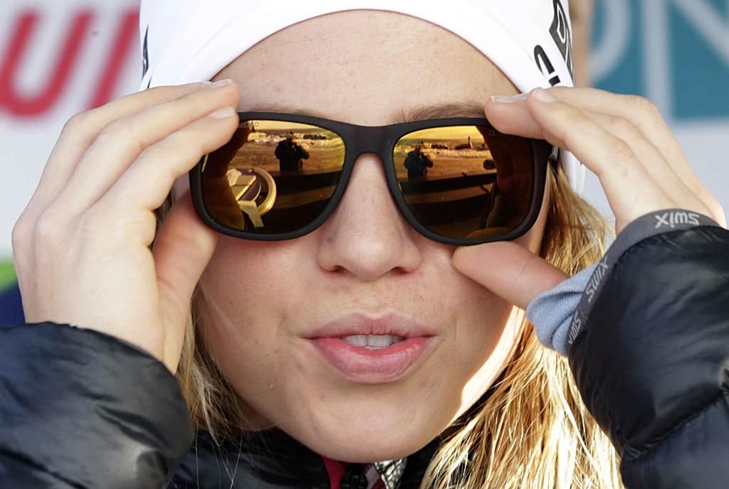 SKUFFET: Tiril Eckhoff og de norske jentene skuffet stort i Holmenkollen torsdag.