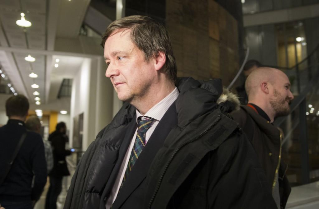 John Christian Elden skal forsvare korrupsjonssiktede Eirik Jensen.