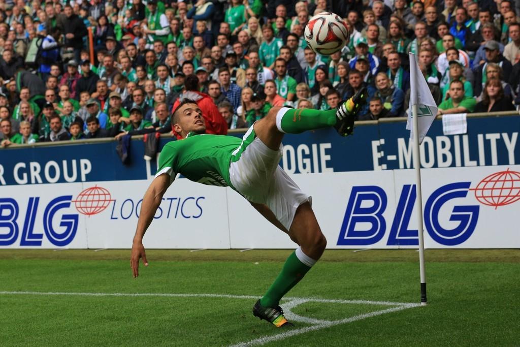 Franco Di Santo og Werder Bremen har tatt full pott etter julepausen.