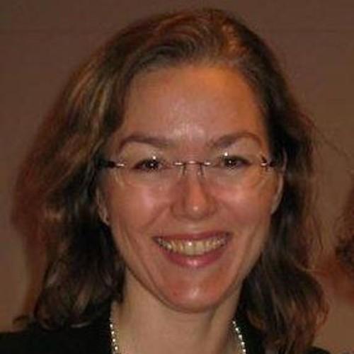 Bente Haughom, leder i Norsk oftalmologisk forening.