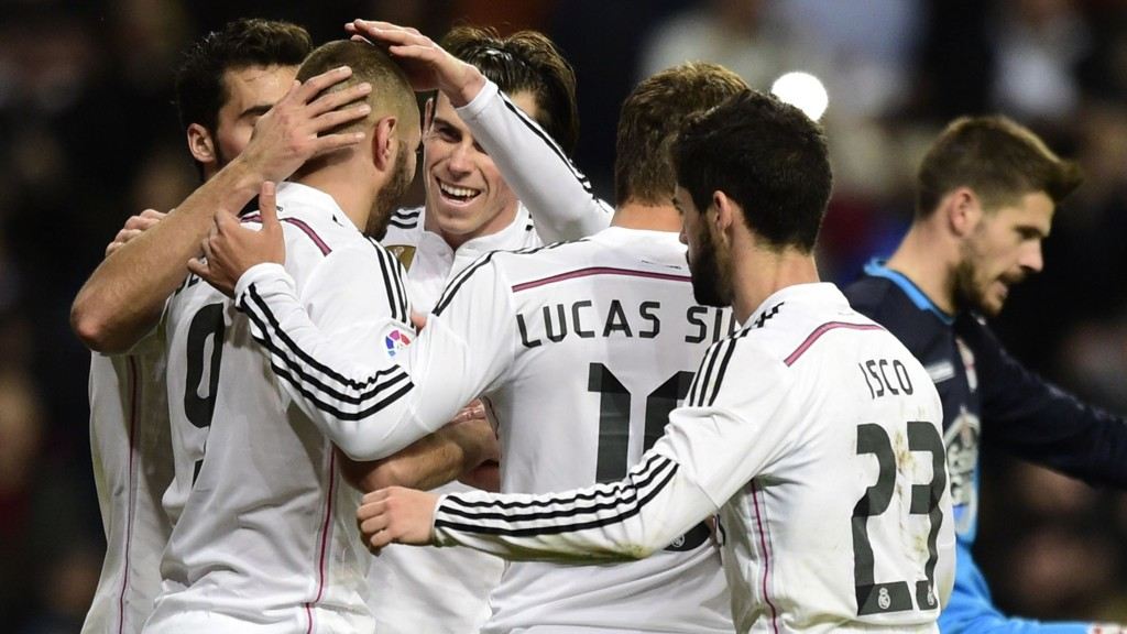 Real Madrid møter Schalke i åttedelsfinalen i Champions League onsdag kveld.