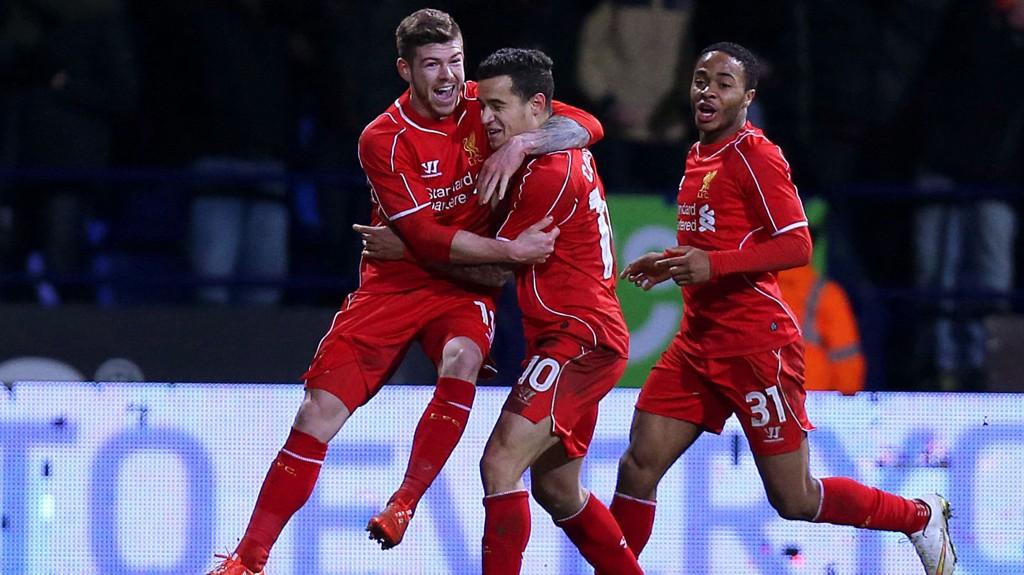 Liverpool er i meget god form og spilles uten gardering på midtukekupongen.