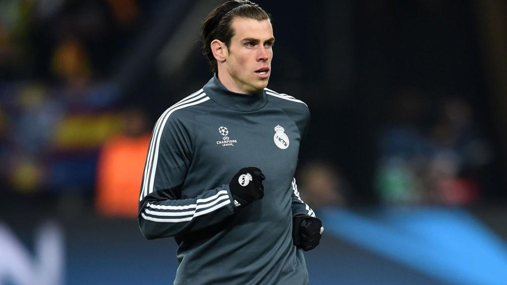 MAN UP: Frank Lampard mener Gareth Bale må slutte å tenke så mye. City-spilleren aner en liten konflikt mellom waliseren og Cristiano Ronaldo.