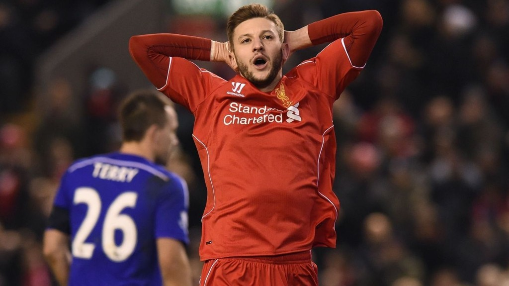 TVILER PÅ VENNLIG MOTTAKELSE: Adam Lallana tviler på at han blir tatt godt imot av Southampton-fansen når han returnerer til St. Marys søndag.