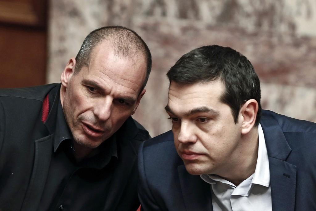 Finansminister Yanis Varoufakis og statsminister Alexis Tsipras har laget et kompromissforslag om det greske låneprogrammet de håper eurolandene skal gå med på.