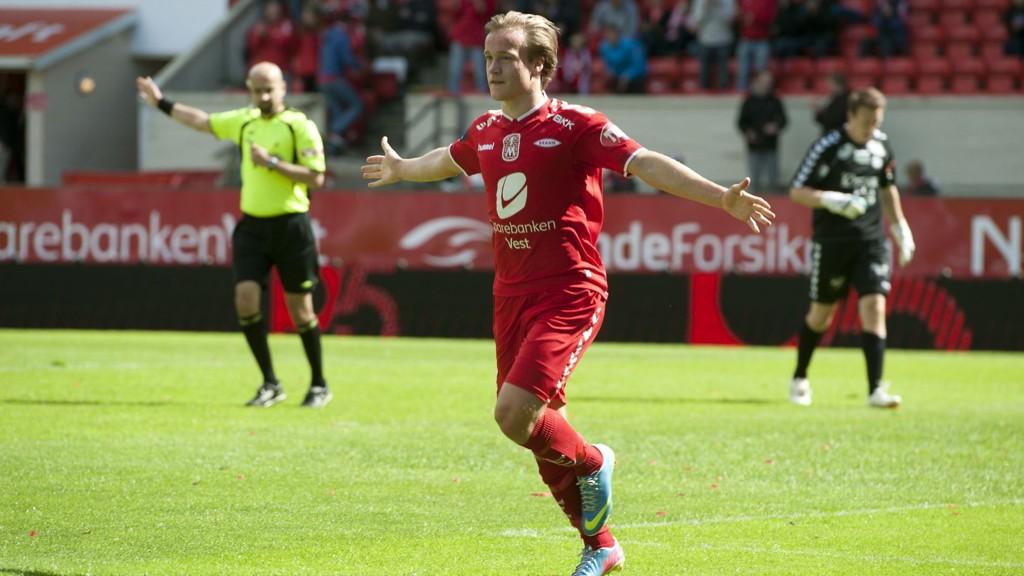 Eks-Brann spiss Bård Finne kan være aktuell for startplass når Köln tar imot Hannover hjemme lørdag kveld.