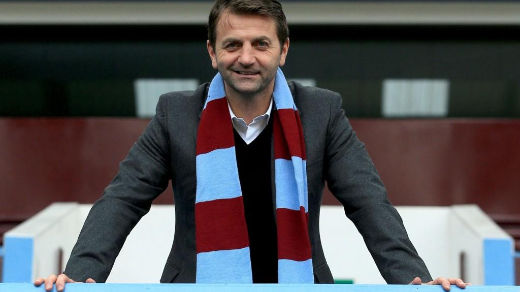 Tim Sherwood er ny manager for Aston Villa.