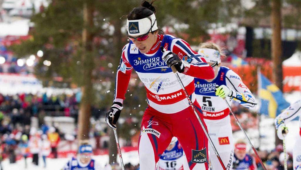 VM-gull til Marit Bjørgen i 10 kilometer fristil betales med 3,2 ganger pengene.
