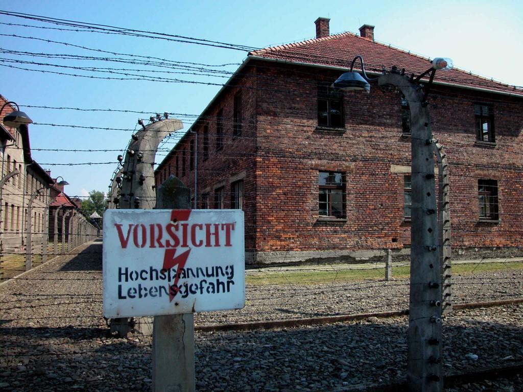DØDSLEIR: 1,1 millioner mennesker, for det meste europeiske jøder, ble drept i Auschwitz fra 1940 til 1945.