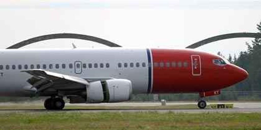 Fra lørdag kan Norwegian-fly bli stående på bakken.