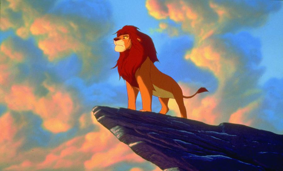 løvenes konge karakterer