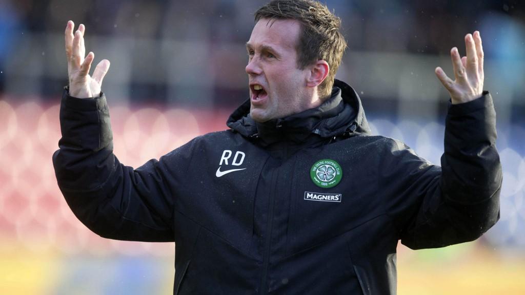 Ronny Deilas Celtic skal få slite med å ta seg videre i Europa League etter 3-3 i hjemmekampen mot Inter.