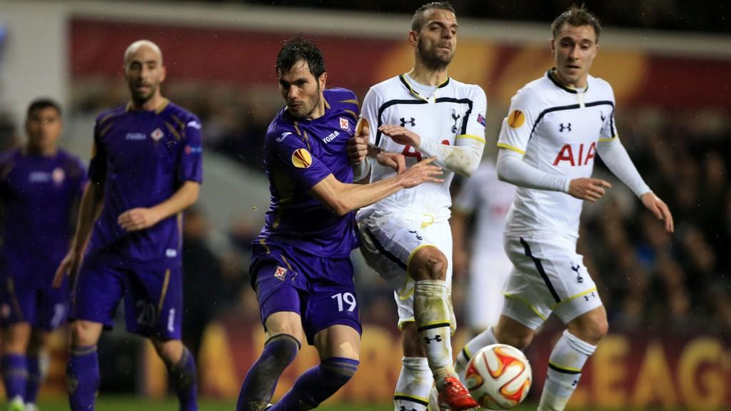 SVAK: Roberto Soldado spilte helt uten selvtillit mot Fiorentina.