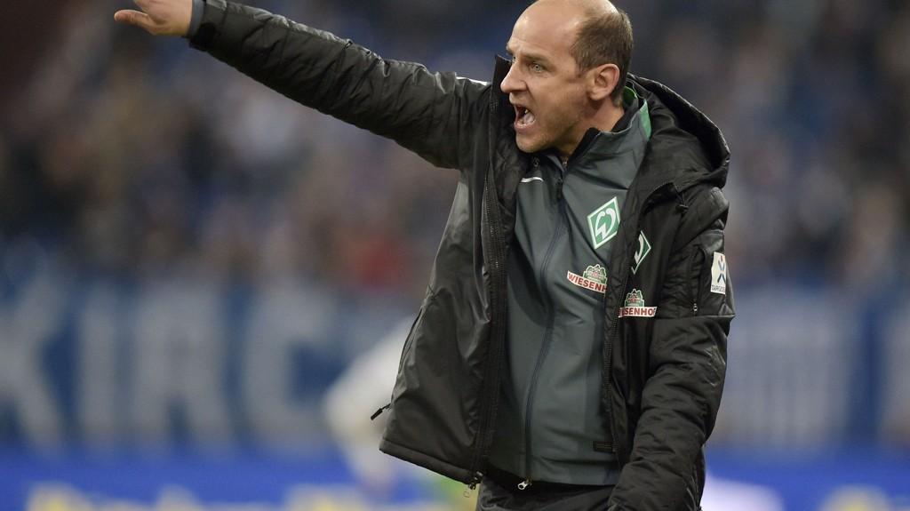 Bremen-trener Viktor Skripnik og hans lag har vist storform etter nyttår.