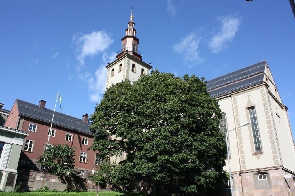 Svenska Margaretakyrkan i Oslo.