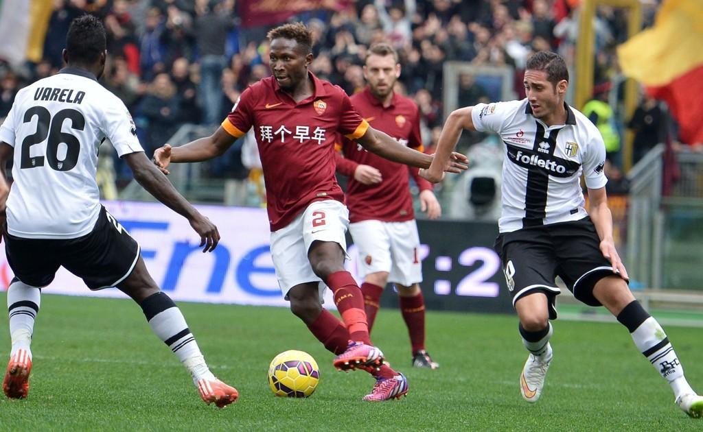 USIKKERHET: Parma preges av stor usikkerhet for tiden.
