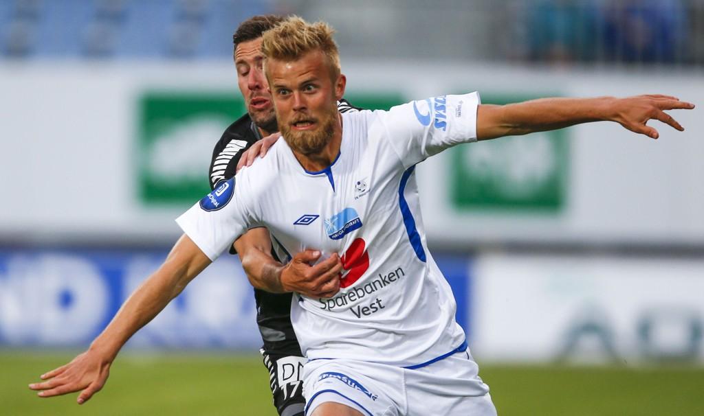 HAUGESUND: Christian Gytkjær har banket inn mål på bestilling for Haugesund de siste sesongene.
