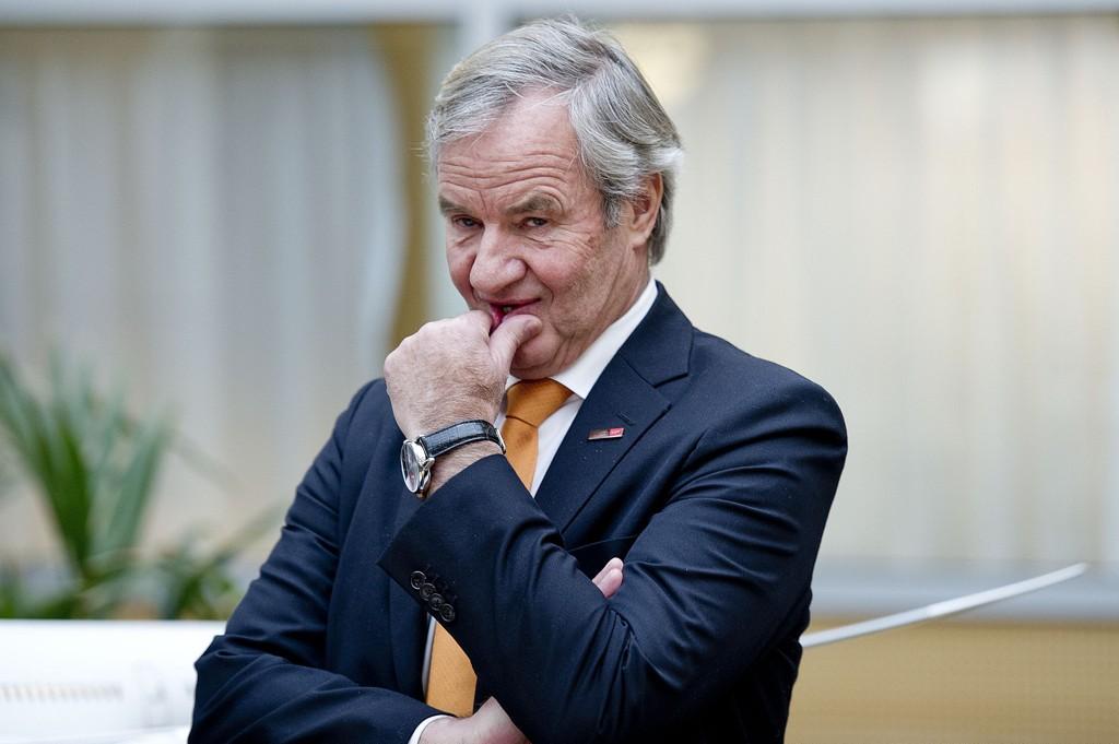 12.000: Norwegian-sjef Bjørn Kjos må punge ut med 12.000 kroner dagen, hvis en pilot jobber på en fridag