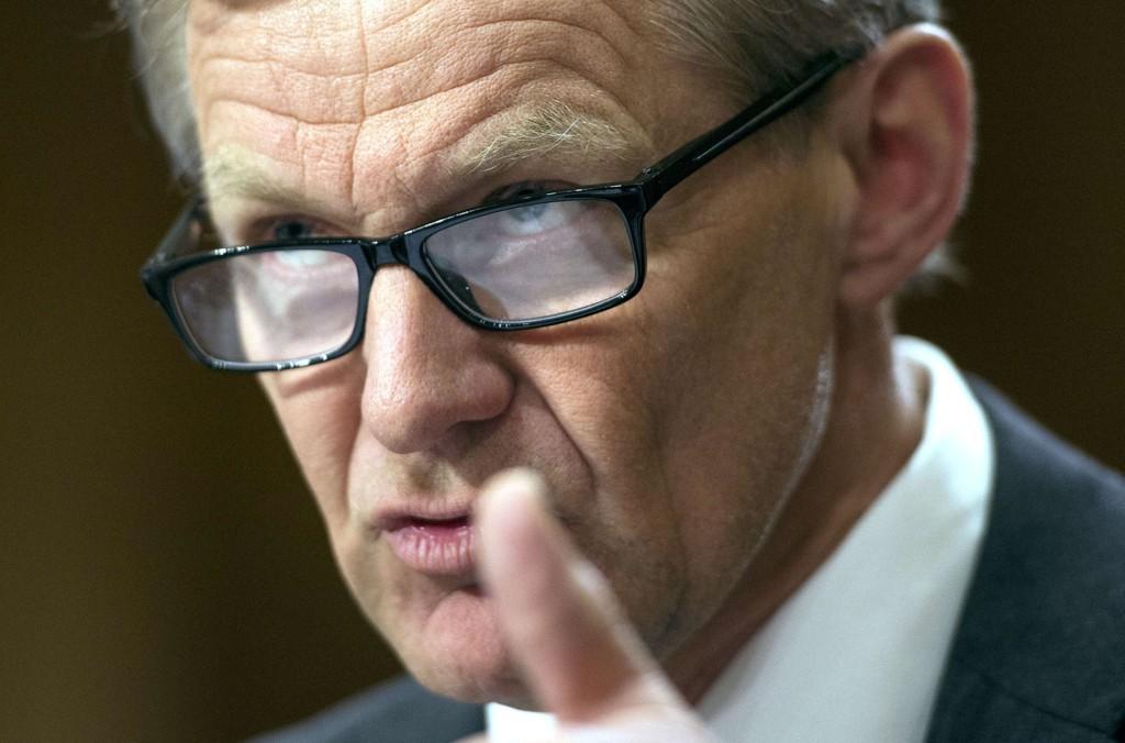 Generalsekretær i Flyktninghjelpen, Jan Egeland.