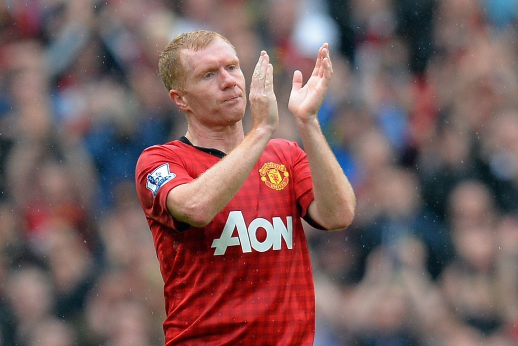 MANAGER: Paul Scholes kan bli Oldham-manager.