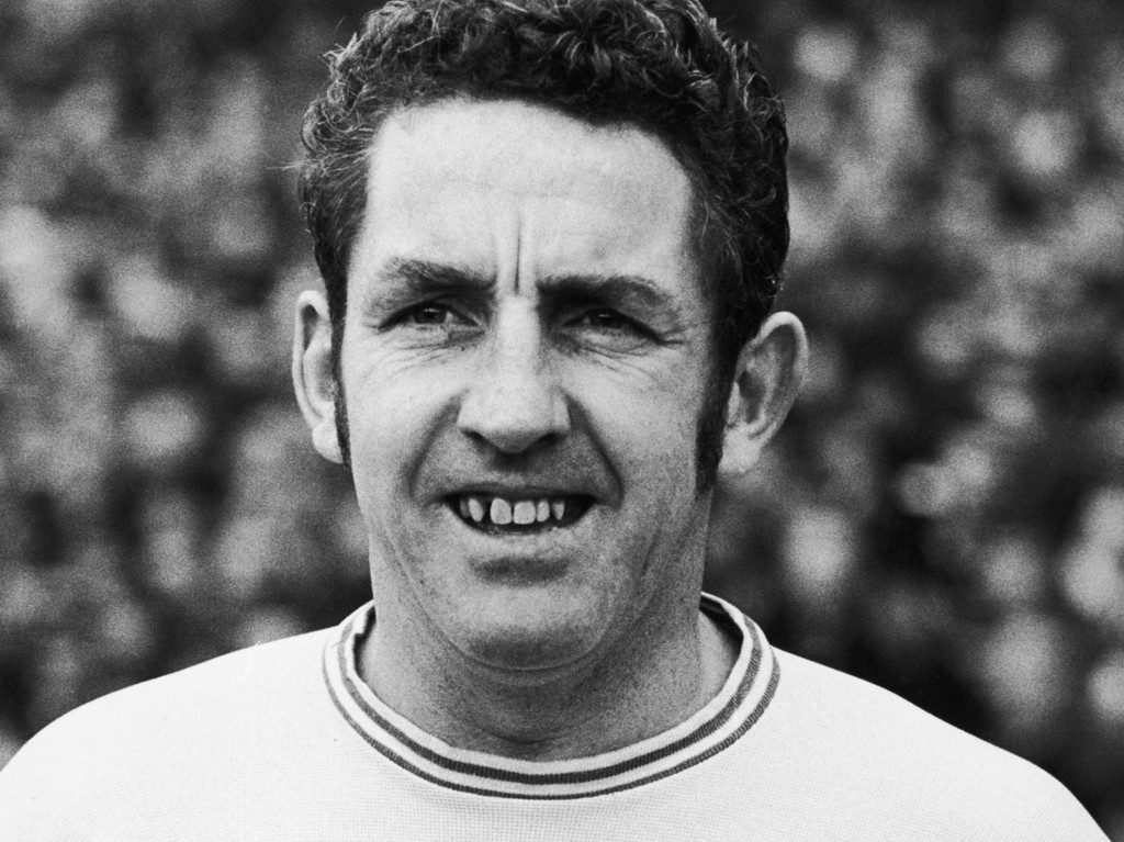 DØD: Dave Mackay. (Foto: Getty Images)