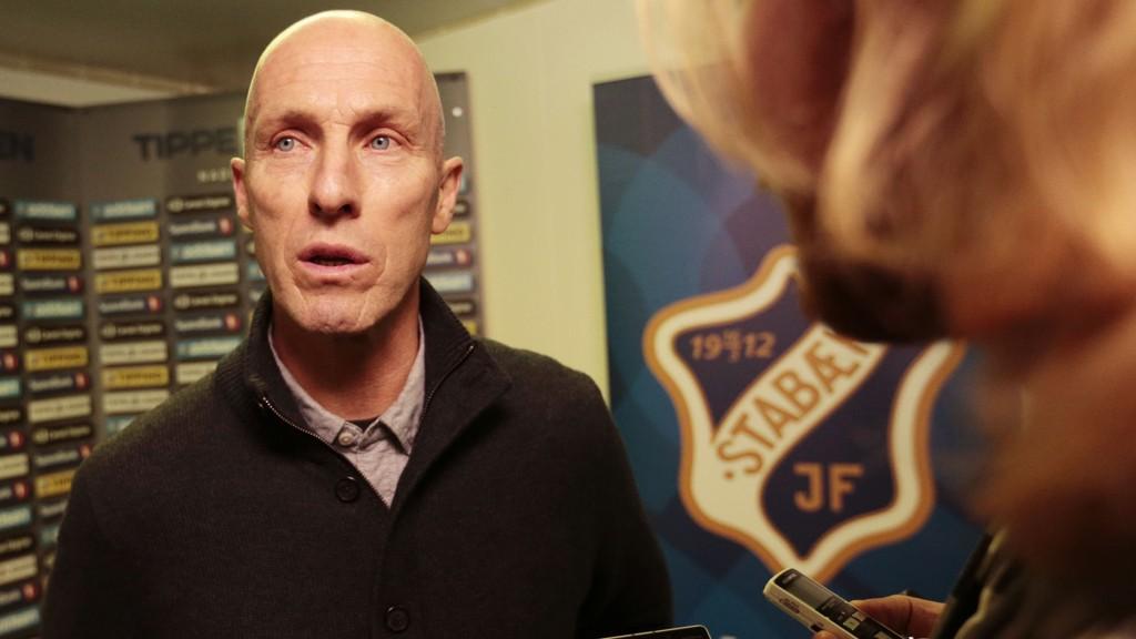 KAN FORSVINNE: Stabæks amerikanske trener Bob Bradley kan få jobb i Aston Villa.