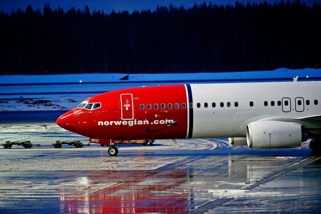 STREIK: Onsdag kansellerer Norwegian alle innenriksflygninger i Skandinavia som følge av pilotstreiken.
