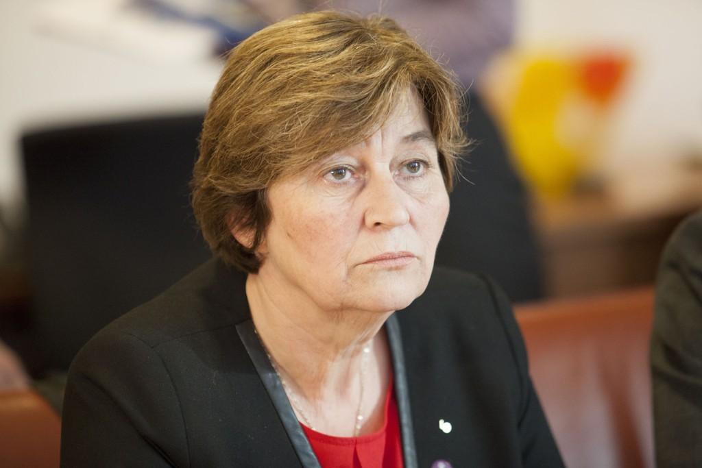 FILLERISTES: LO-leder Gerd Kristiansen får kraftig kritikk for sin oppfordring til boikott av Norwegian. - Solidaritet med de med millionlønn, kaller Frps Erlend Wiborg det.