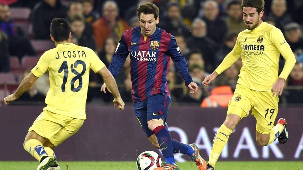 Barcelona vant 3-1 på hjemmebane i det første semifinalemøtet med Villarreal, men får det trolig tøffere i kveldens returkamp.