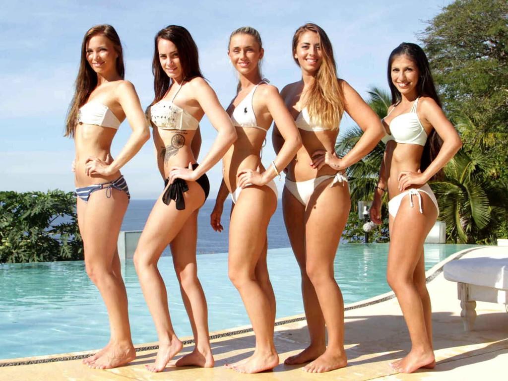paradise deltakere 2018 modne damer