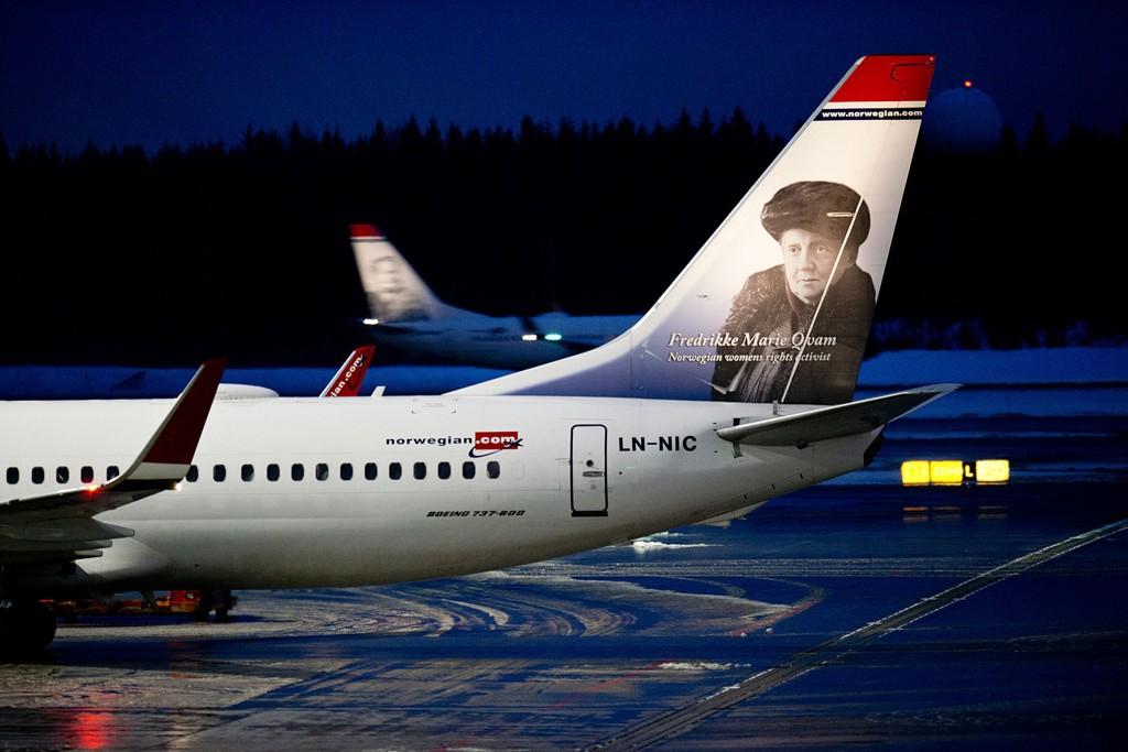 FORTSATT STREIK: Forhandlingene i Norwegian-konflikten første ikke fram, og streiken fortsetter derfor lørdag.