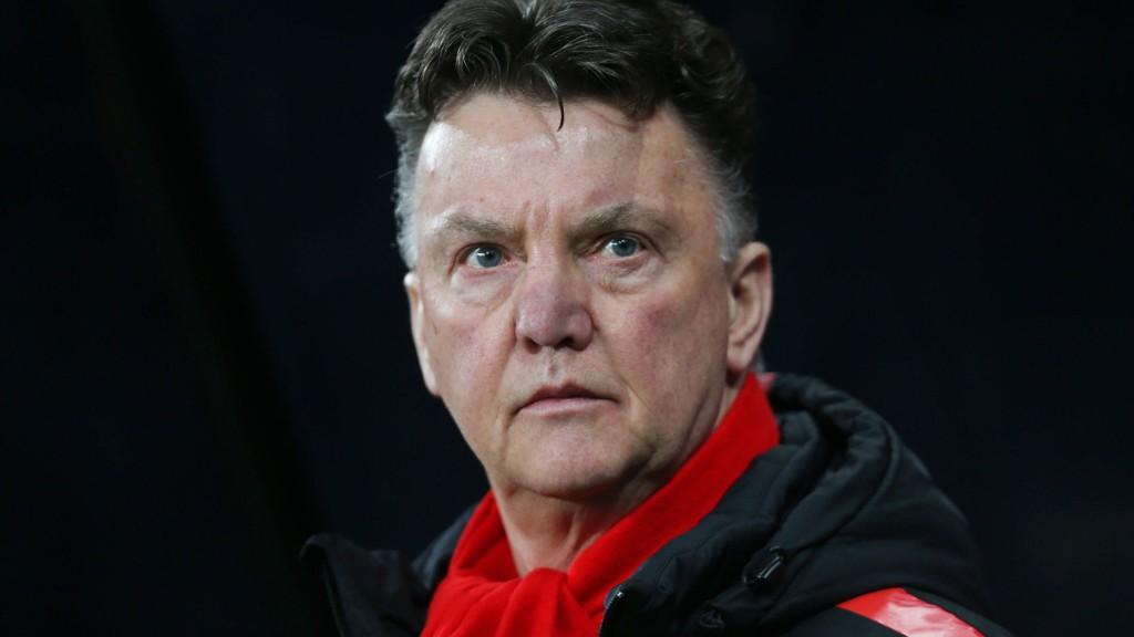 FÅR KRITIKK: Manchester United-manager Louis Van Gaal får stadig kritikk for at han ikke klart å få klubben til å kjempe om seriegullet.