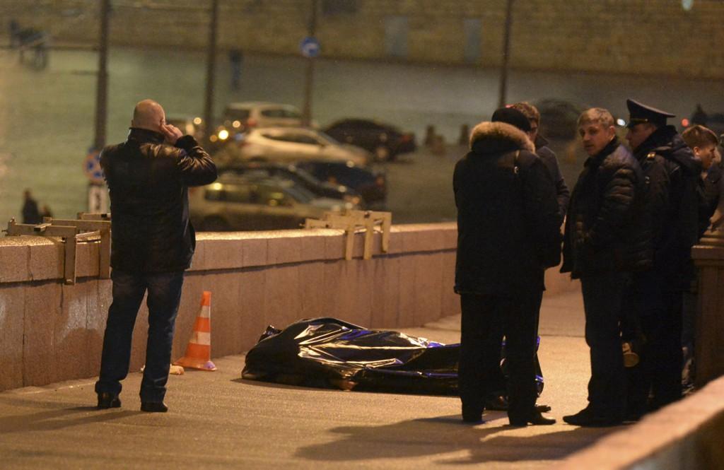 Den russiske opposisjonspolitikeren Boris Nemtsov ble skutt og drept på gata i Moskva for en uke siden.