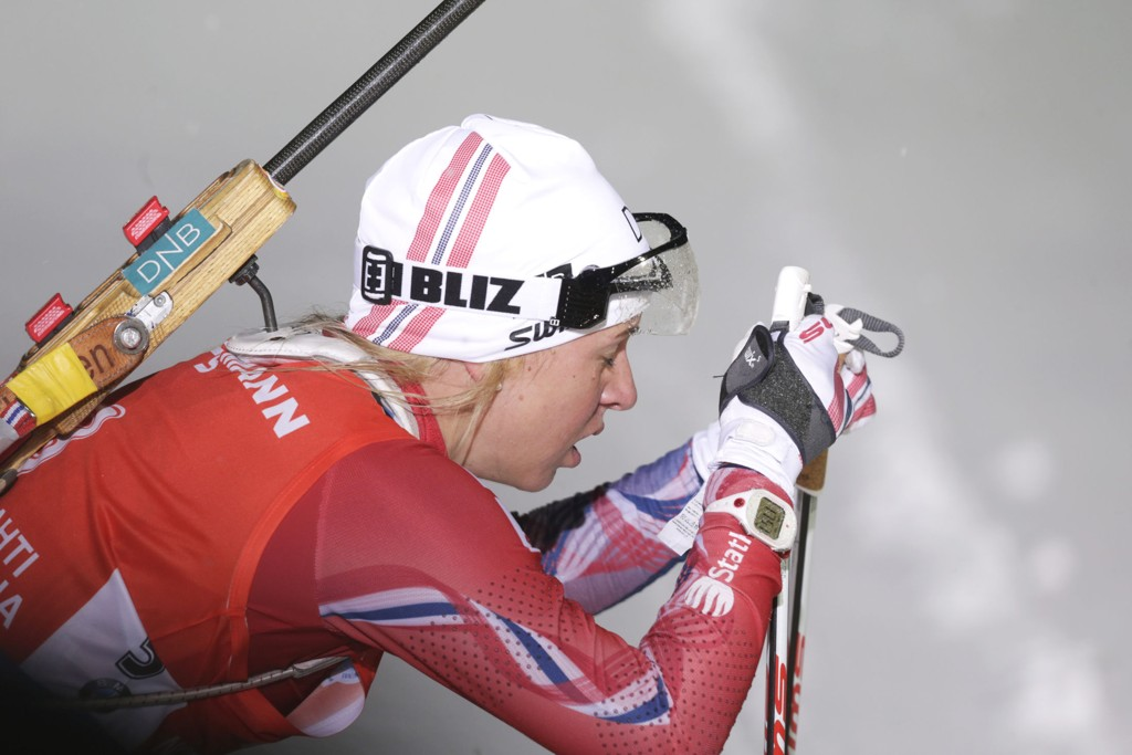 NYE SJANSER: Tiril Eckhoff skal i aksjon på jaktstart.