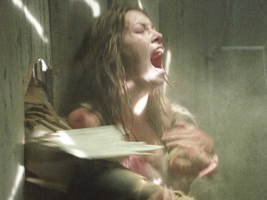 MOTORSAGMASSAKRE-FILMENE er filmer som ville blitt rammet av en 18 års grense.