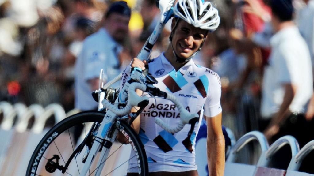 Den franske proffsyklisten Lloyd Mondory har testet positivt på EPO. Han er den tredje AG2r-La Mondiale-rytteren som er dopingtatt de tre siste årene.