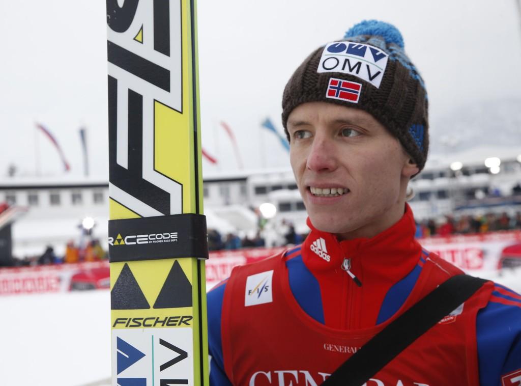 Rune Velta slet og ble bare nummer 30 i det første normalbakkerennet etter VM.